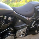 Motorcycle seats restoration
