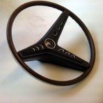 FORD MUSTANG steering wheel restoration