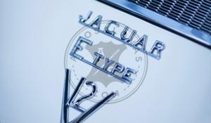 Полная реставрация салона автомобиля Jaguar E Type V12