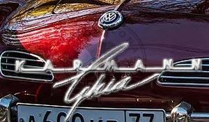 VW Karmann Ghia Convertible salono restauravimas